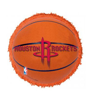 Houston Rockets Pinata