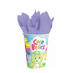 Care Bears 9 oz. Cups- 8ct
