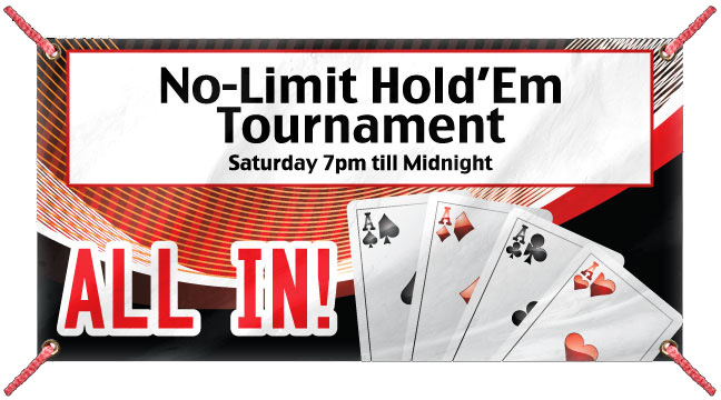 All In - Custom Banner