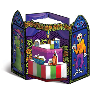 Day of the Dead Altar Prop - 25in