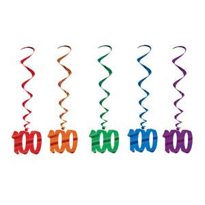 100 Whirls