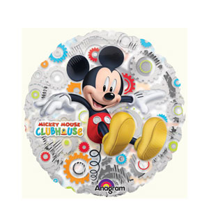 Mickey's Clubhouse Balloon- 18 Inch