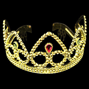 Crown Tiara Gold