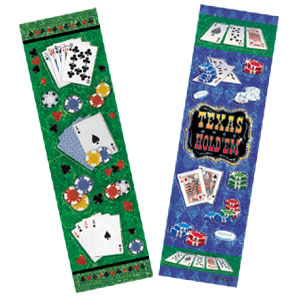 Royal Flush Sticker Fun Pack- 8ct