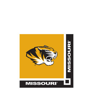 Missouri Beverage Napkins