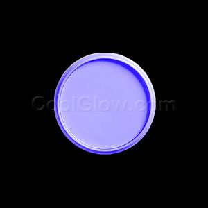 Invisible Blacklight Reactive Makeup 1.3 oz - Blue