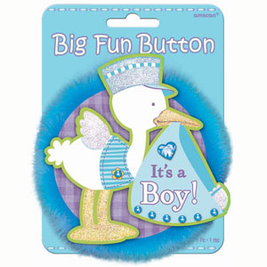 It's a Boy Button