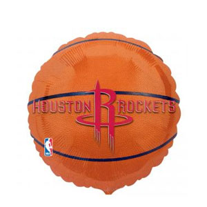 Houston Rockets Balloons