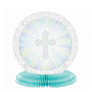 Rejoice Honeycomb Centerpiece- 10in
