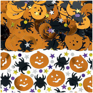 Halloween Metallic Mix Confetti- 2.5oz.