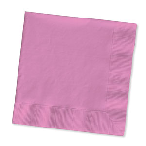Candy Pink Luncheon Napkins - 16ct