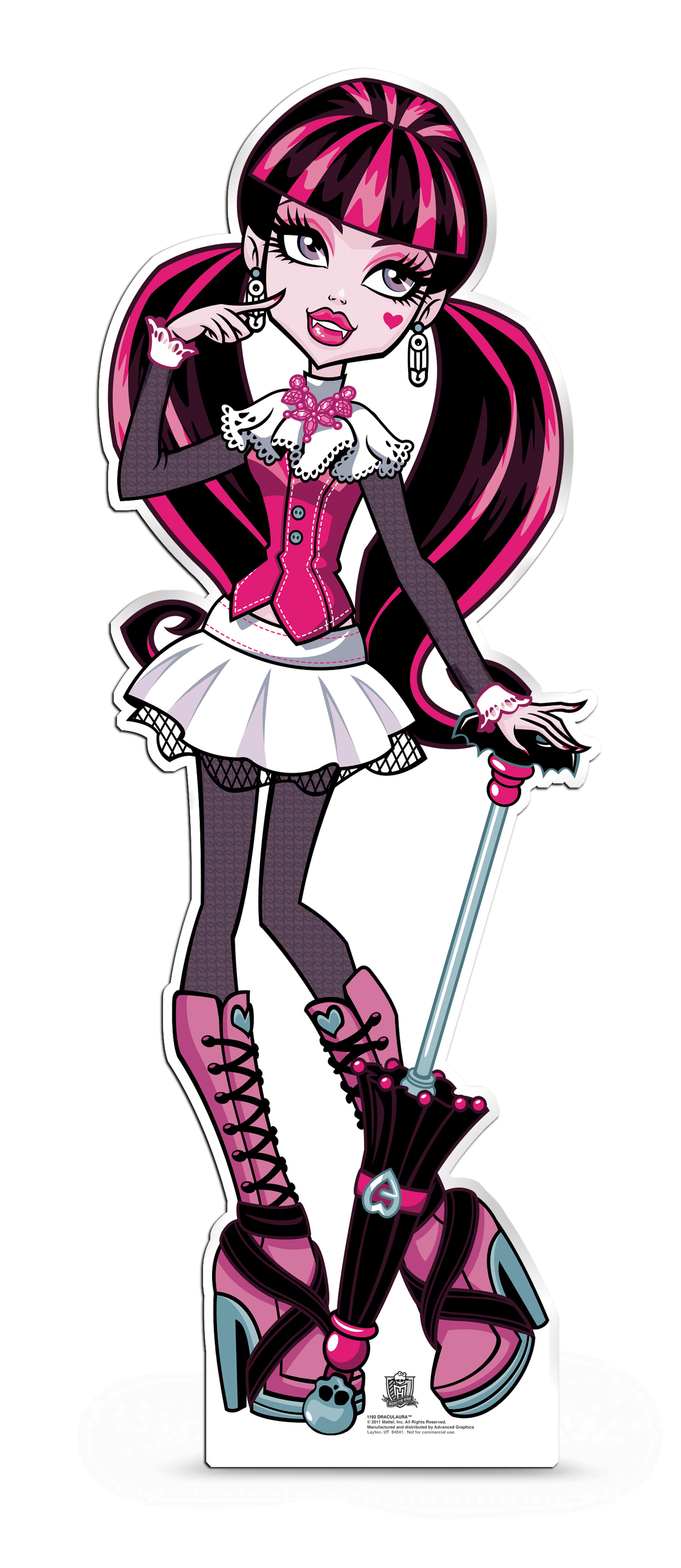 Monster High Draculaura Standup