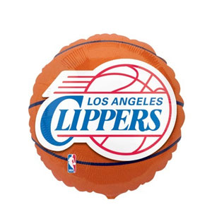 L.A. Clippers Balloons