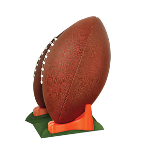 3-D Football Centerpiece- 11in
