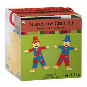 Scarecrow Craft Kit- 510pc