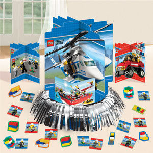 Lego Table Decorating Kit- 23pc
