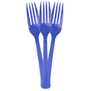 Forks - Royal Blue