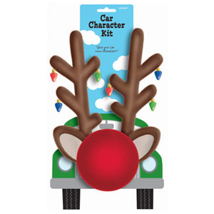 Reindeer Car Kit- 3ct