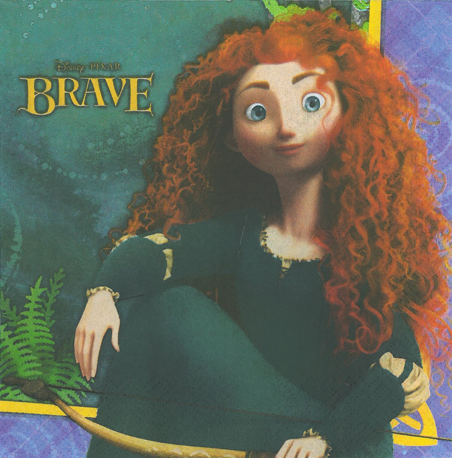Disney Brave Lunch Napkins
