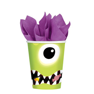 Boo Crew 9 oz Cups- 8ct