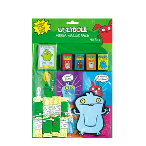 Ugly Doll Favor Pack- 42pc