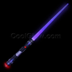 LED Space Sword with Sound