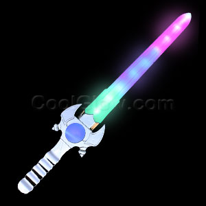 LED Orb Sword - Multicolor