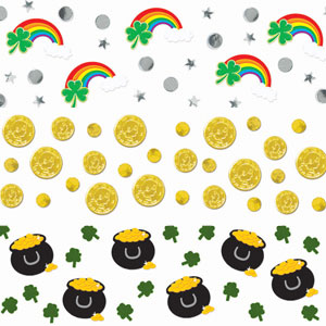 St. Patrick's Day Value Confetti