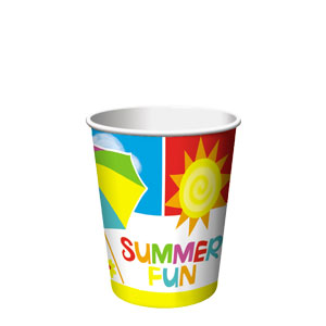 Summer Fun 9 oz. Cups