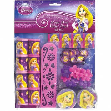 Disney Rapunzel Mega Mix Value Pack