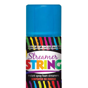 Streamer String- Blue