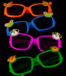 Kids Animal Sunglasses Assorted