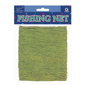Fishing Net - Green