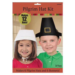 Assorted Paper Hats- 12ct