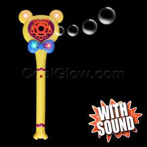 LED Bubble Wand - Mickey Mouse