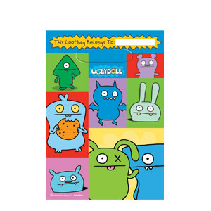 Ugly Doll Folded Loot Bags- 8ct