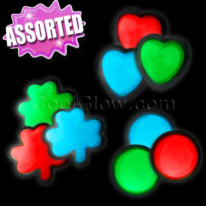 Glow Shapes - Assorted