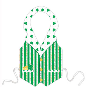 Prismatic St. Patricks Day Vest