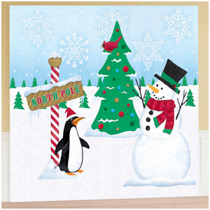 North Pole Decorating Kit - 6ct