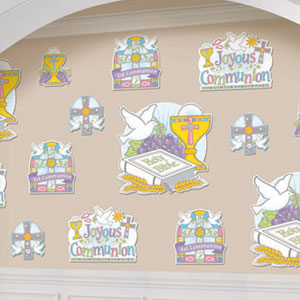 Communion Cutout Value Pack- 30pc