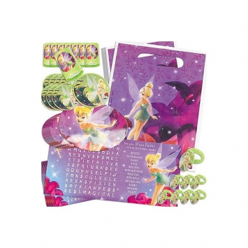 Disney Tinkerbell Favor Value Pack