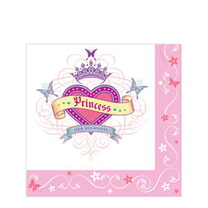 Her Highness Luncheon Napkins- 16ct