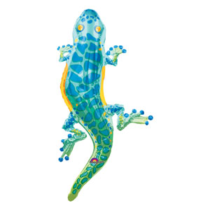 Fiesta Lizard Shape Balloon- 49in