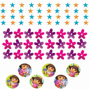 Dora Confetti- Assorted