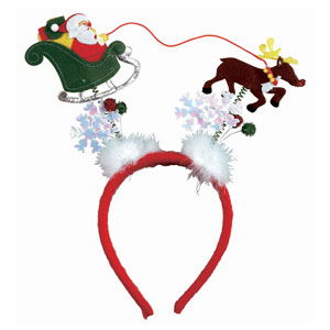 Christmas Head Bopper- 10 Inch
