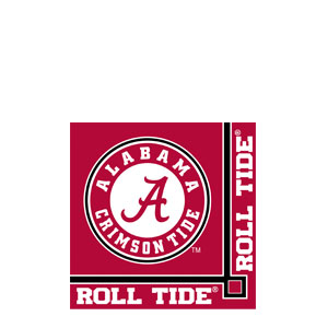 Alabama Beverage Napkins