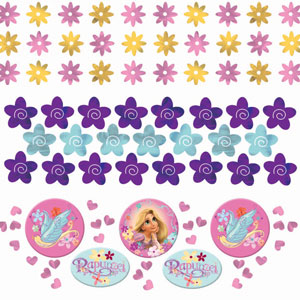 Disney Tangled Confetti- Assorted