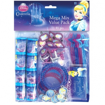 Disney Cinderella Mega Mix Value Pack