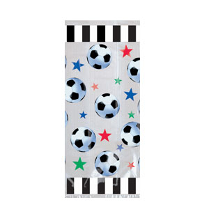 Chapionship Soccer Party Bags- 20ct