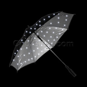 LED Twinkling Umbrella